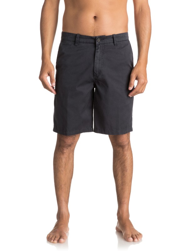 0 Hombres Shorts  Down Under Negro EQMWS03014 Quiksilver