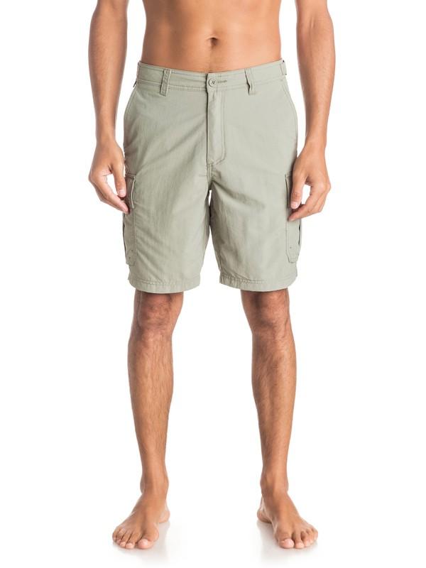 0 Hombres Shorts Skipper  EQMWS03016 Quiksilver