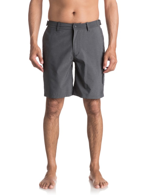 0 Waterman Stand Up Water-Repellent Chino Shorts  EQMWS03020 Quiksilver