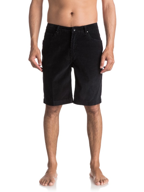 0 Waterman Corded Surf Shorts  EQMWS03030 Quiksilver
