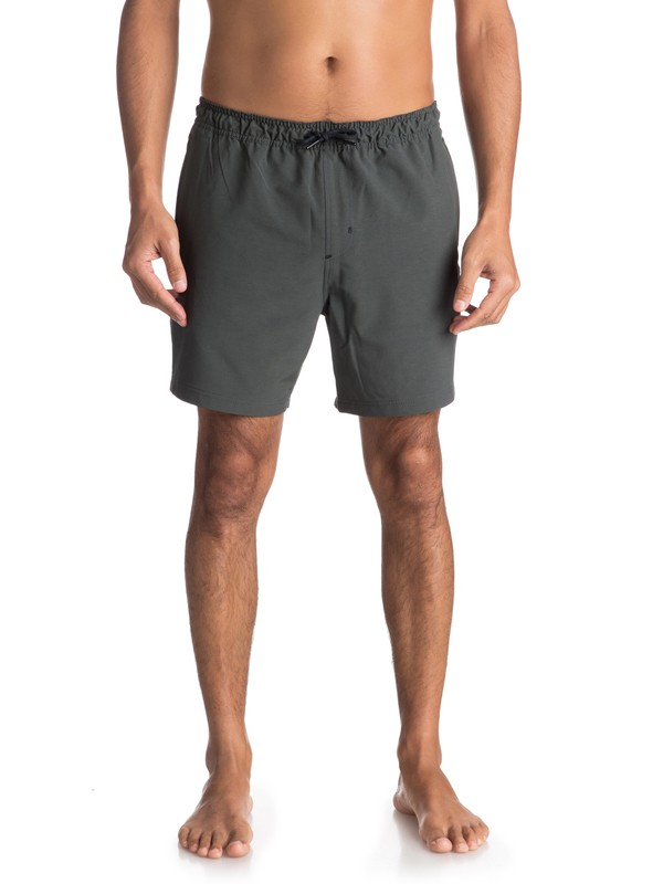 "0 Waterman Tech 17"" Technical Shorts  EQMWS03038 Quiksilver"