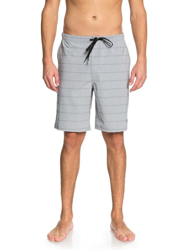 0 Waterman Suva - Board Shorts Anfibio para Hombre Gris EQMWS03054 Quiksilver