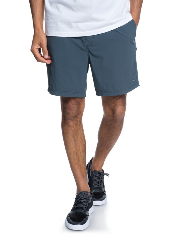 0 Waterman Rapid Technical Shorts Blue EQMWS03065 Quiksilver