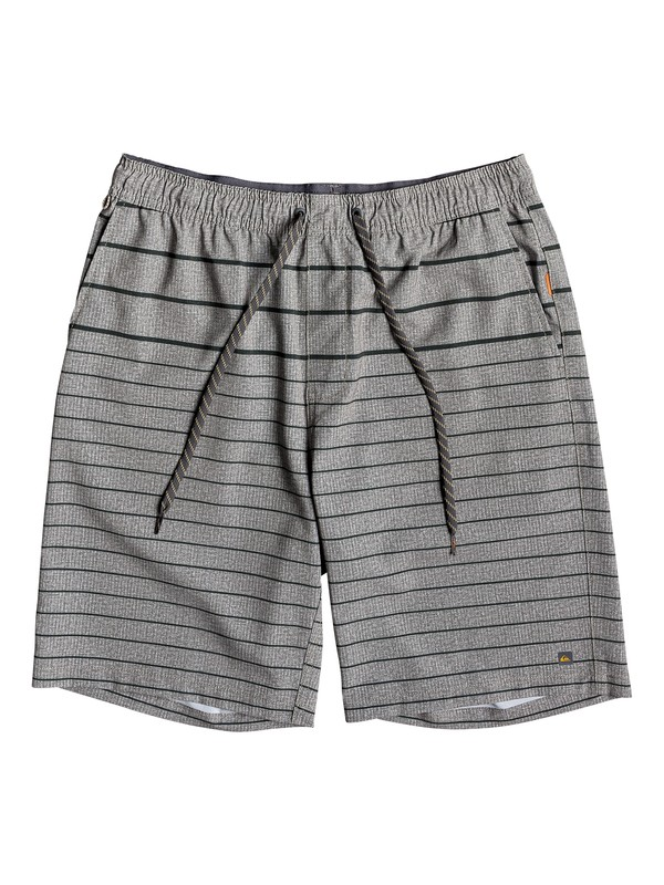 "0 Waterman Suva Stripe 20"" - Amphibian Board Shorts for Men Brown EQMWS03092 Quiksilver"