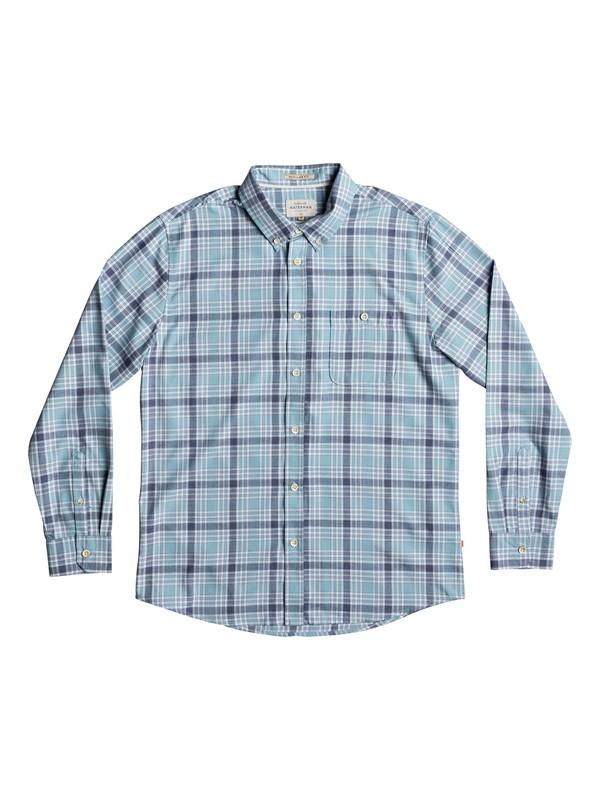 0 Waterman Cortez Straight - Long Sleeve Shirt  EQMWT03038 Quiksilver