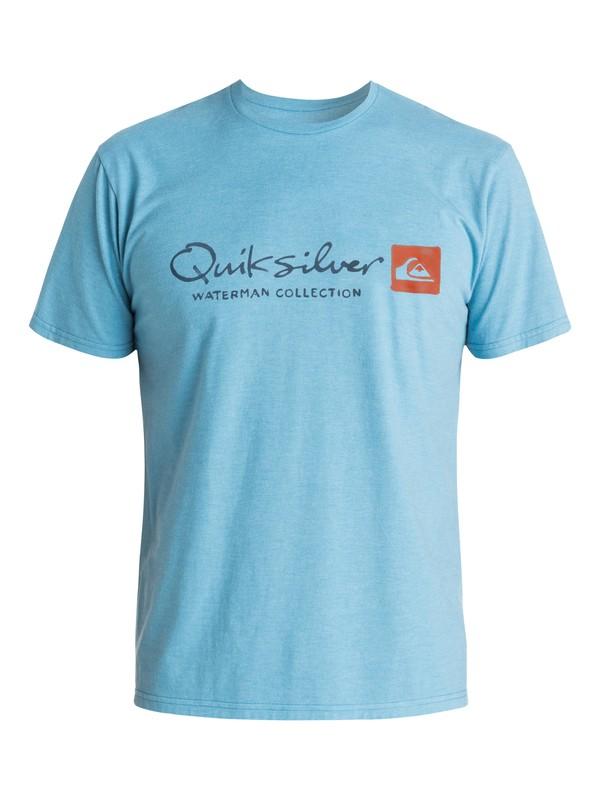 0 Waterman Originel - Tee-Shirt  EQMZT03016 Quiksilver