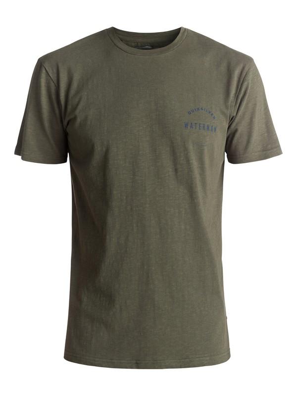 0 Waterman Water Defined - T-Shirt  EQMZT03024 Quiksilver