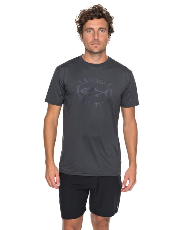 0 Waterman Thunnus Performance - Technical T-Shirt  EQMZT03068 Quiksilver