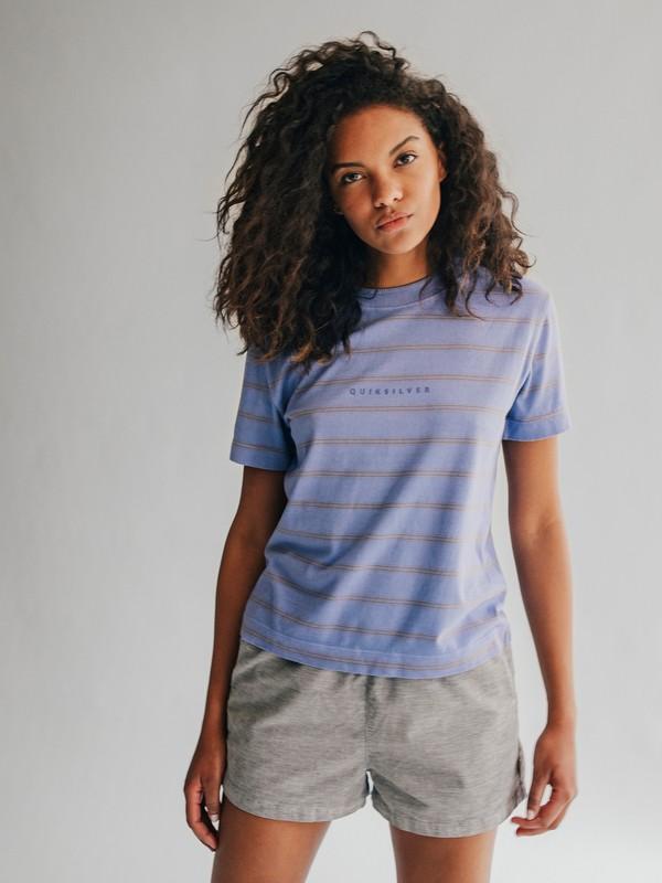 0 Quiksilver Womens Corduroy Shorts Grey EQWNS03002 Quiksilver