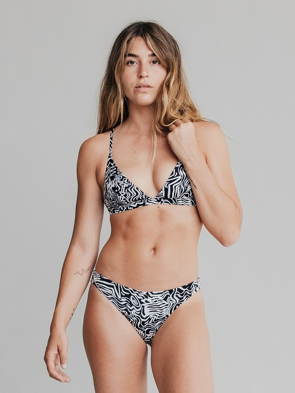 0 Quiksilver Womens - Haut de bikini pour Femme Noir EQWX303000 Quiksilver