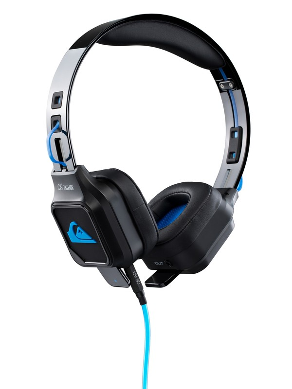 0 QS-2 - Studio Headphones  EQYAA03013 Quiksilver