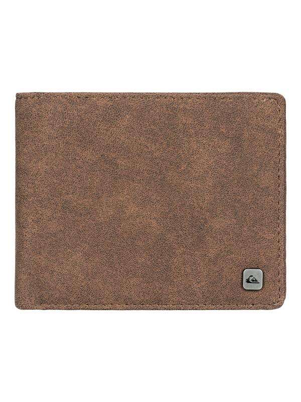 0 Slim Options Wallet  EQYAA03078 Quiksilver