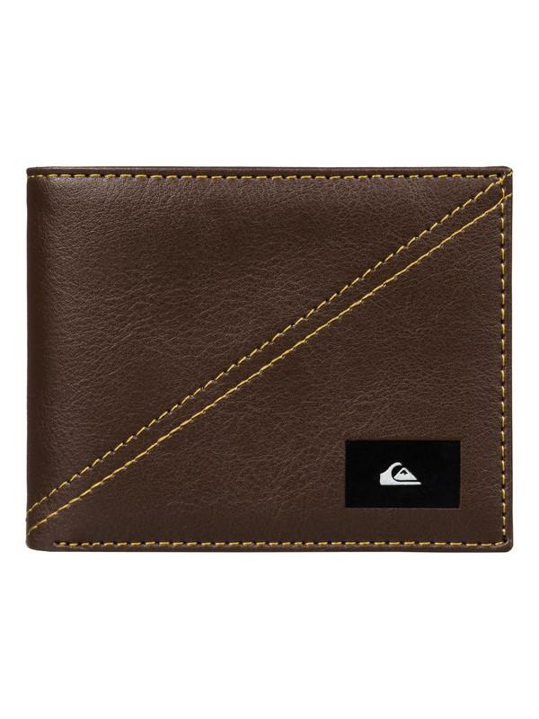 0 Stitch Up Wallet  EQYAA03139 Quiksilver