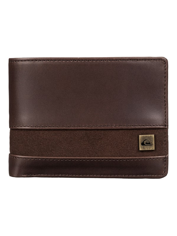 0 Classical Leather Wallet  EQYAA03209 Quiksilver
