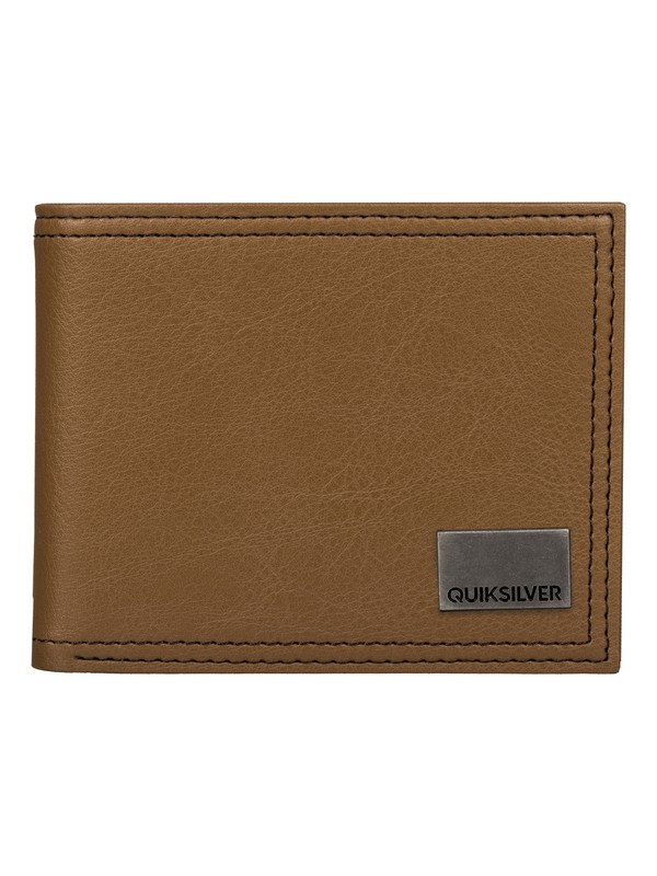 0 Stitched Wallet  EQYAA03216 Quiksilver