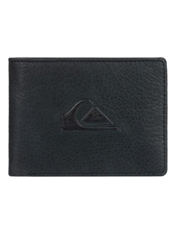 0 Miss Dollar II - portefeuille à deux volets pour Homme Noir EQYAA03321 Quiksilver