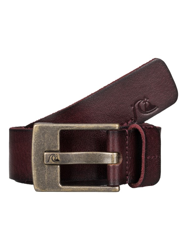 0 Section - Leather Belt  EQYAA03362 Quiksilver