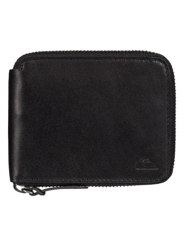 0 Full - Zip Wallet  EQYAA03365 Quiksilver