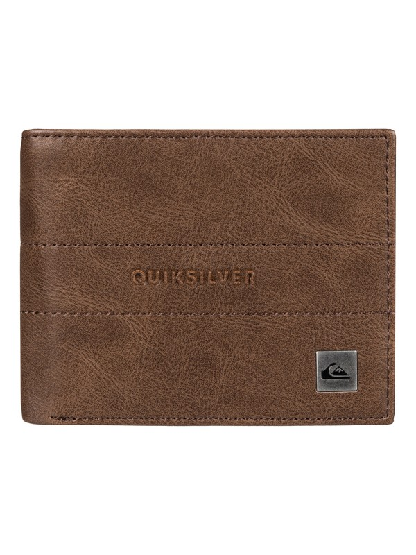 0 Stitched Wallet  EQYAA03373 Quiksilver