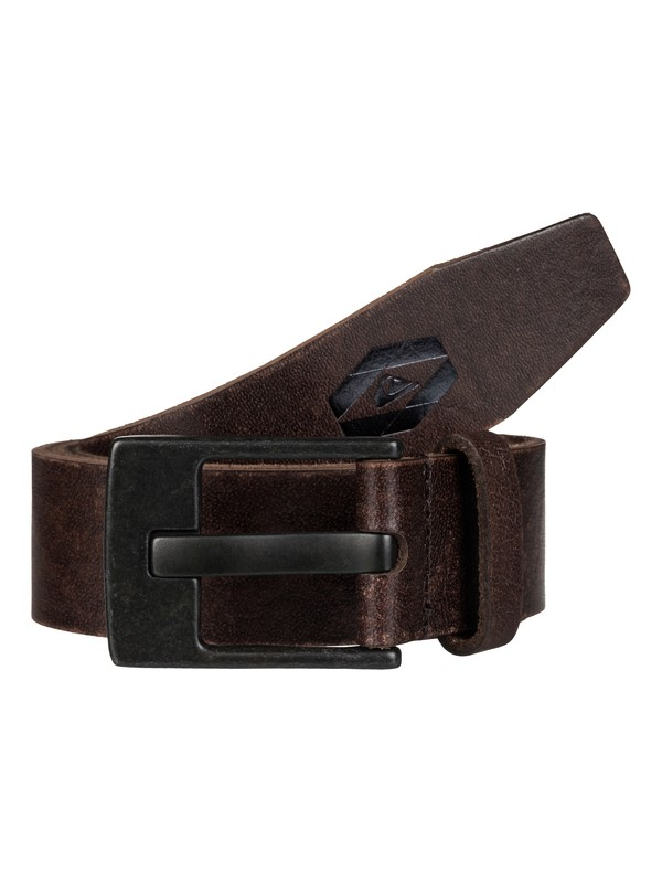 0 Revival Leather Belt  EQYAA03397 Quiksilver