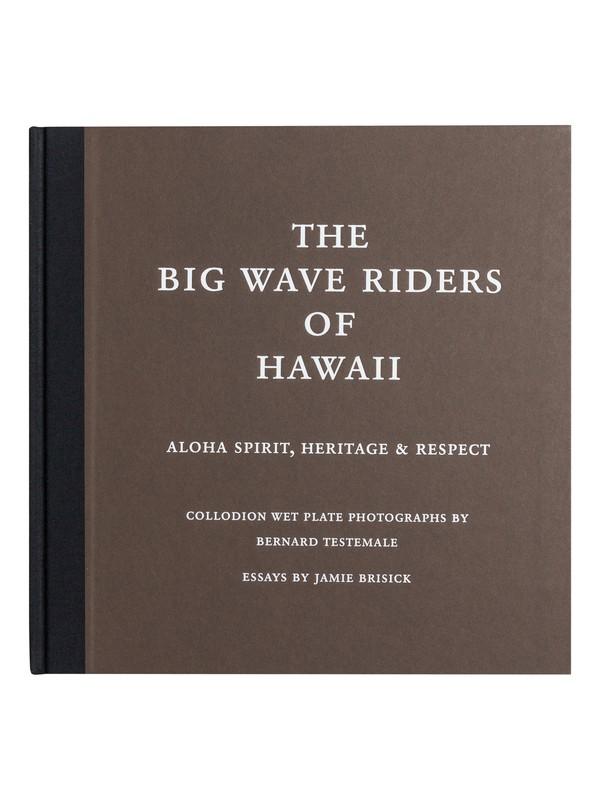 0 The Big Wave Riders Of Hawaii Book  EQYAA03408 Quiksilver