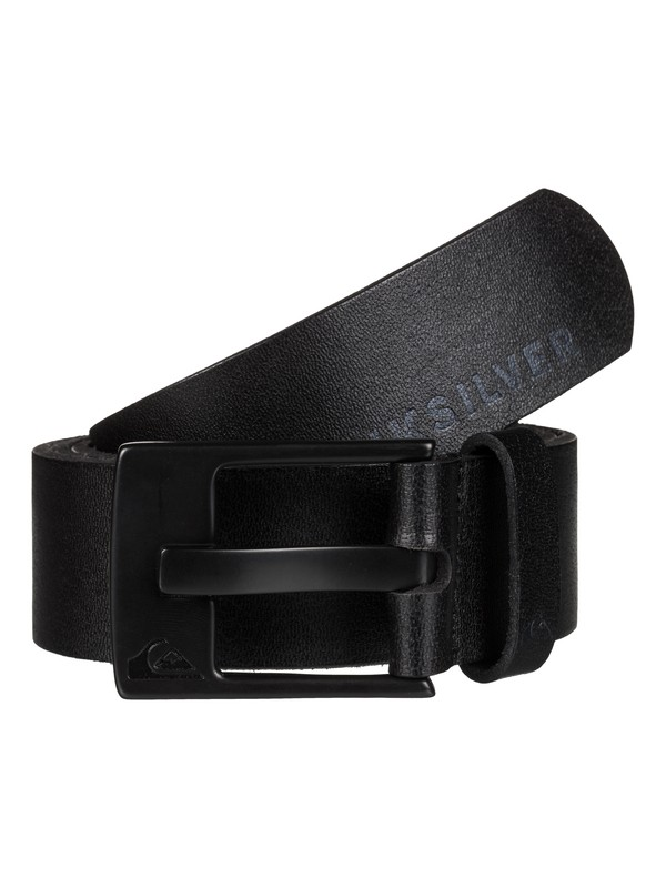 0 The Everyday Leather Belt  EQYAA03450 Quiksilver