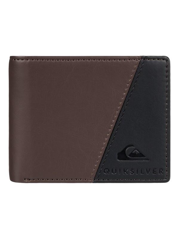 0 Diag Wallet  EQYAA03459 Quiksilver