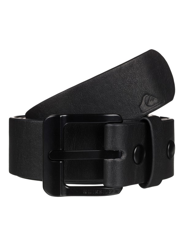 0 Main Street Faux-Leather Belt  EQYAA03476 Quiksilver