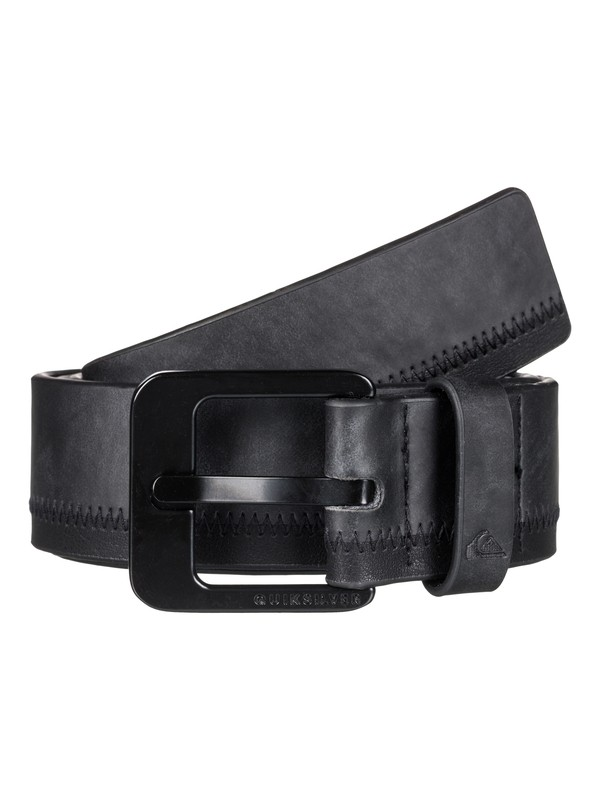 0 Binge Faux-Leather Belt  EQYAA03493 Quiksilver