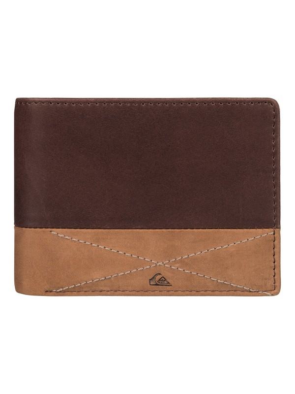 0 New Classical - Leather Wallet  EQYAA03552 Quiksilver