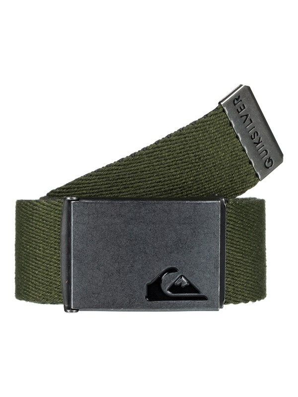 0 The Jam Reversible Webbing Belt  EQYAA03560 Quiksilver