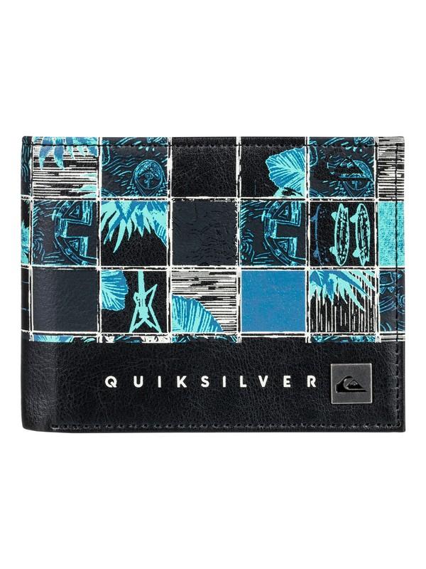 0 Freshness - Cartera de dos secciones para Hombre Azul EQYAA03561 Quiksilver