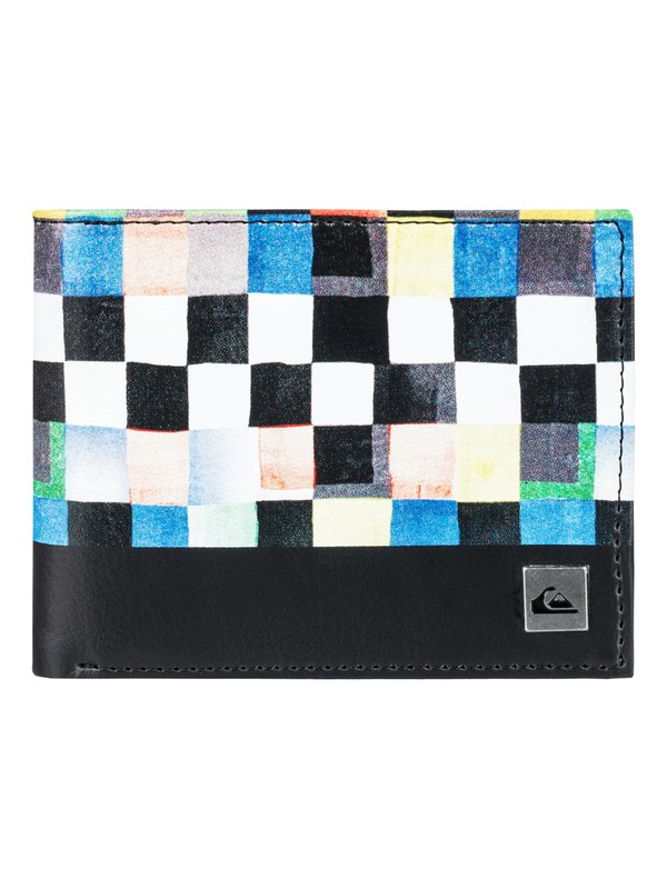 0 Freshness - Bi-Fold Wallet for Men Orange EQYAA03561 Quiksilver