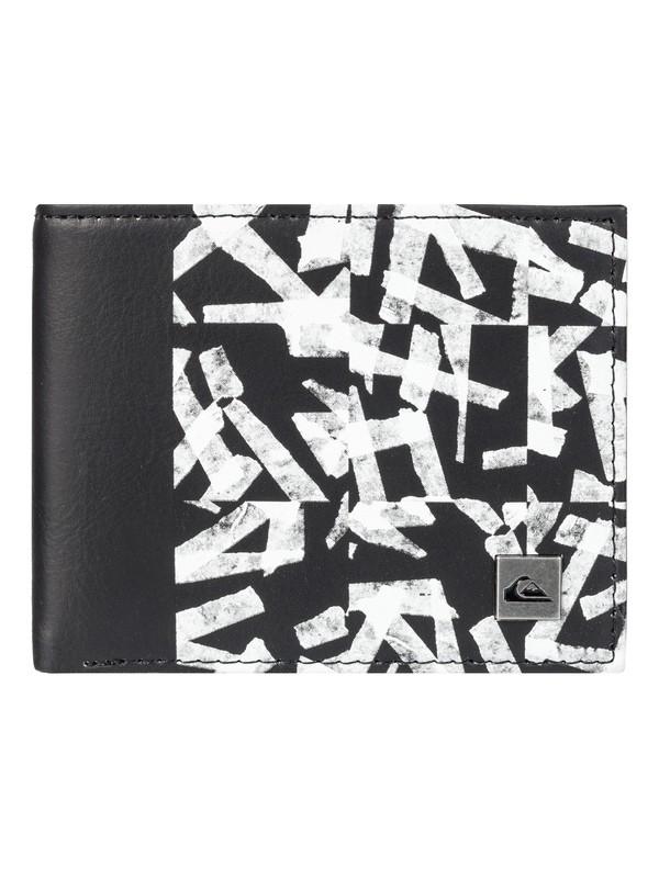 0 Freshness - Bi-Fold Wallet for Men White EQYAA03561 Quiksilver