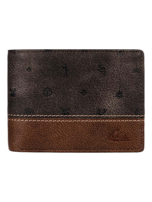 0 New Classical Update Wallet  EQYAA03562 Quiksilver