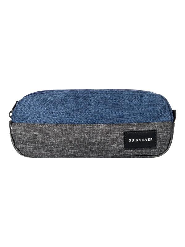 0 Tasmen - Pencil Case Blue EQYAA03575 Quiksilver