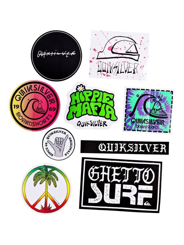 0 Quiksilver Stickers  EQYAA03576 Quiksilver