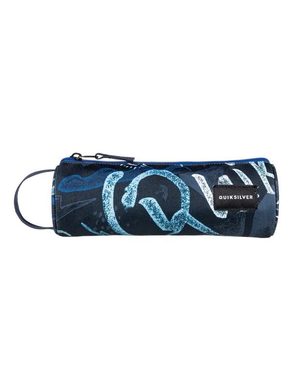 0 Pencilo - Pencil Case Blue EQYAA03593 Quiksilver