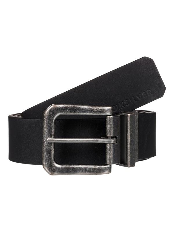 0 Men's Reversible Belt  EQYAA03599 Quiksilver