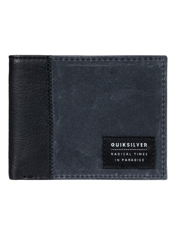 0 Freshness Plus Tri-Fold Wallet  EQYAA03605 Quiksilver