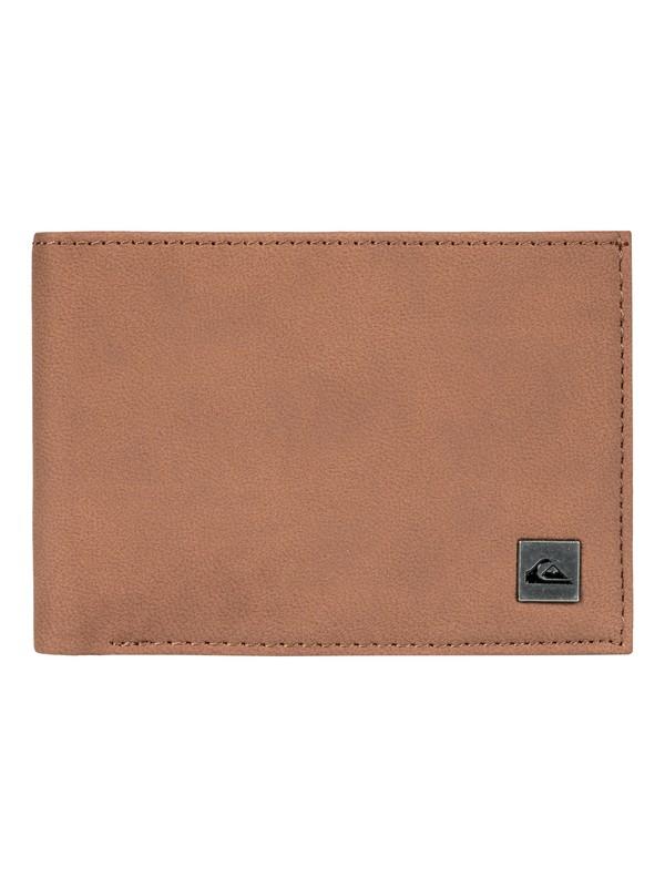 0 Men's Carmul Tri-Fold Wallet  EQYAA03618 Quiksilver