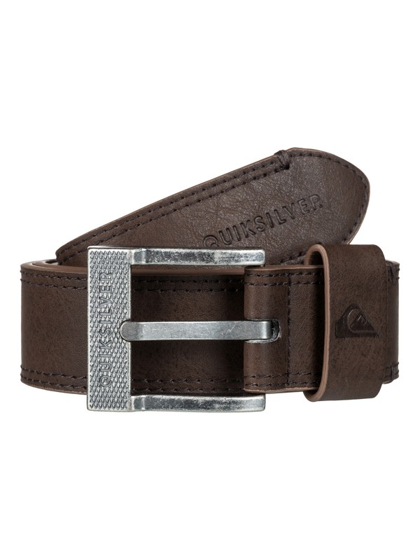0 Stitchy Update - Fake Leather Belt  EQYAA03628 Quiksilver