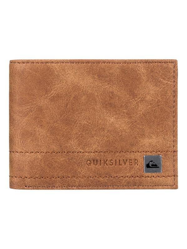 0 Stitchy Bi-Fold Wallet  EQYAA03636 Quiksilver