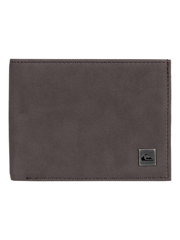 0 Bridgies - Tri-Fold Wallet Brown EQYAA03639 Quiksilver