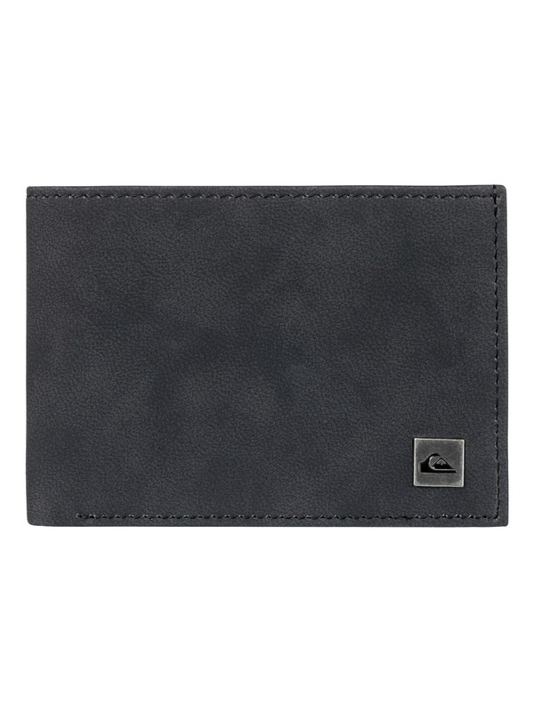 0 Bridgies - Tri-Fold Wallet Black EQYAA03639 Quiksilver