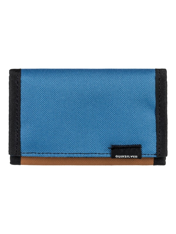 0 The Everydaily Plus Tri-Fold Wallet  EQYAA03643 Quiksilver