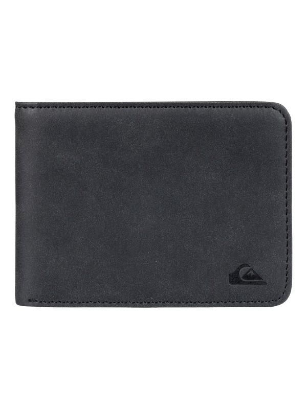 0 Vintage Bi-Fold Wallet Black EQYAA03649 Quiksilver