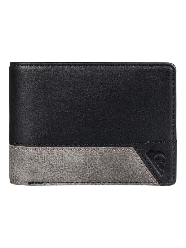 0 Men's Supply Slim II Bi-Fold Wallet  EQYAA03651 Quiksilver