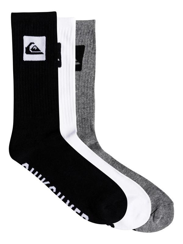 0 Quiksilver - Mi-chaussettes pour Homme Multicouleurs EQYAA03669 Quiksilver