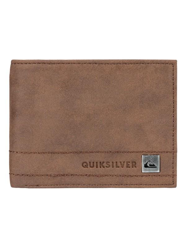 0 Stitchy Bi-Fold Wallet  EQYAA03690 Quiksilver